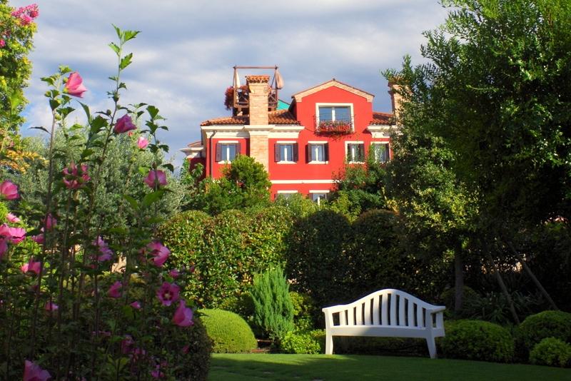venice secret garden
