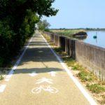 isola pedonale e ciclismo cavallino treporti