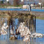 presepe sull'acqua a cavallino treporti