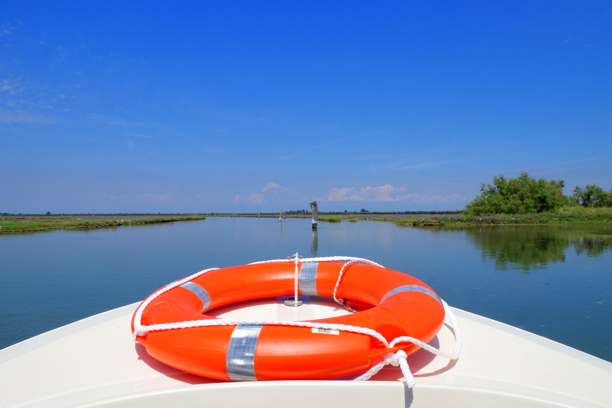 barca elettrica noleggio